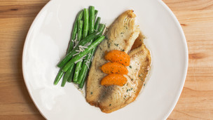 Orange and Honey Tilapia