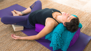 Yin Yoga for Surrender