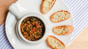 Thumbnail image for Lentil and Kale Stew