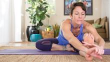 Yin Yoga for Forgiveness