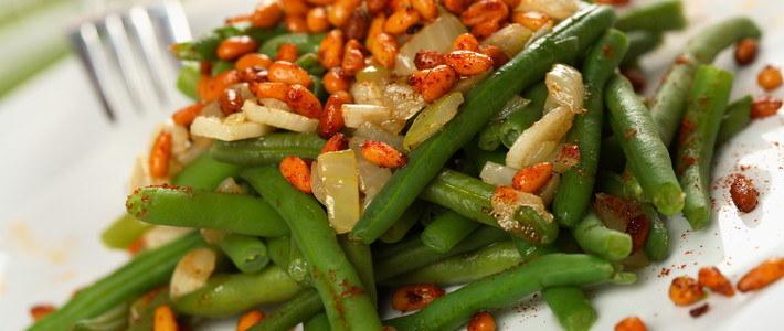 Green Beans & Haricots Verts