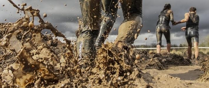 Mud Running