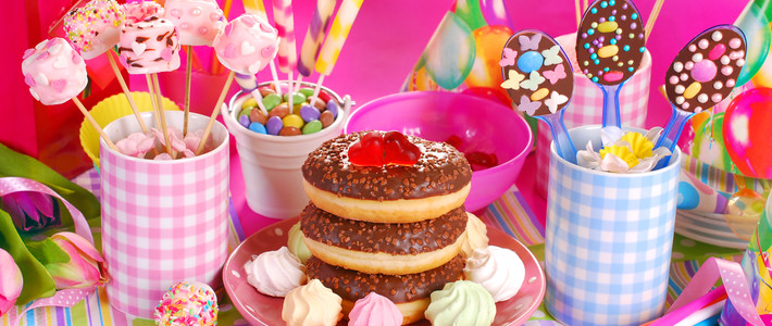 5 Easy Meals Recipes for a Kids Birthday Party Grokker