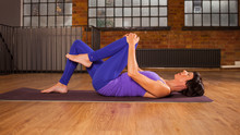 lower back pain relief  freedom from pain  yoga videos