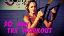 30 Minute TRX Workout