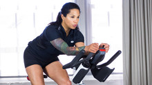 High Intensity Cycling