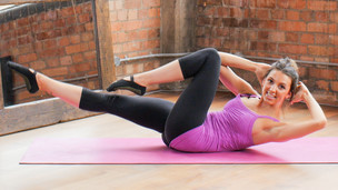 Thumbnail image for Pilates for Abs and Core