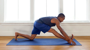 Thumbnail image for Morning Yoga Stretch