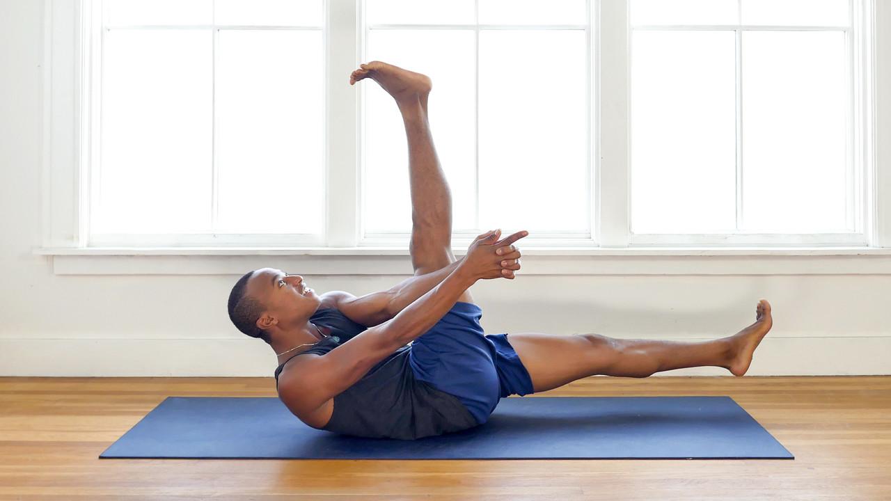 15 minute after work yoga sequence - Yoga Videos   Grokker