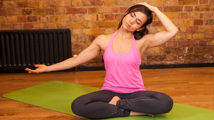 Thumbnail image for Gentle Evening Yoga
