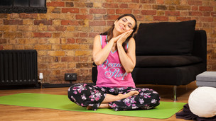 Thumbnail image for Bedtime Yoga
