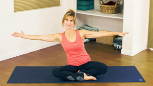 Thumbnail image for Gentle Full Body Yoga Flow