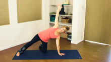 Yoga For Easing Shoulder Pain