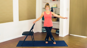 Thumbnail image for Low Impact Chair Yoga