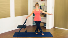 Low Impact Chair Yoga