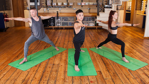 Thumbnail image for Learn the Warrior Poses