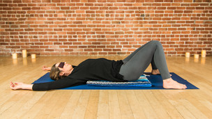 Thumbnail image for Supported Restorative Backbends