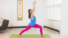 2. Strength Building Yoga For Beginners