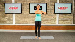 Thumbnail image for 10-Minute Barre Workout