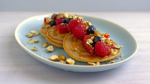 Thumbnail image for Healthy Protein Pancakes