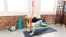 Twist and Flow Vinyasa
