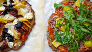 Thumbnail image for Easy Healthy Pizza