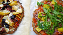 Easy Healthy Pizza