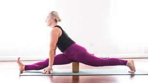 Thumbnail image for Lean & Limber Vinyasa