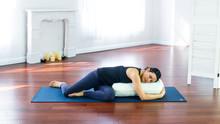 Restorative Yin Practice