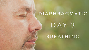 Diaphragmatic Breathing 1