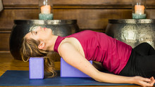 Chest, Arms & Upper Back Yin Yoga