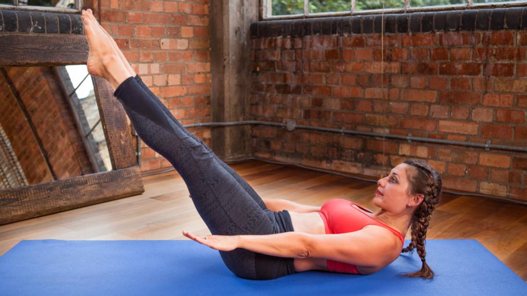 Yoga and Pilates Fusion