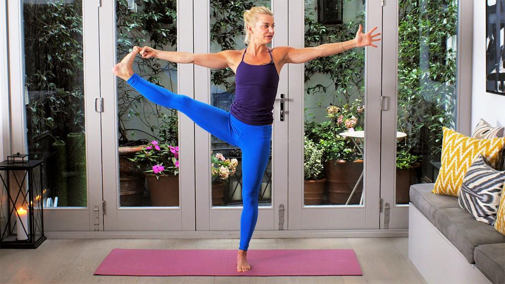 21-Day Yoga Body