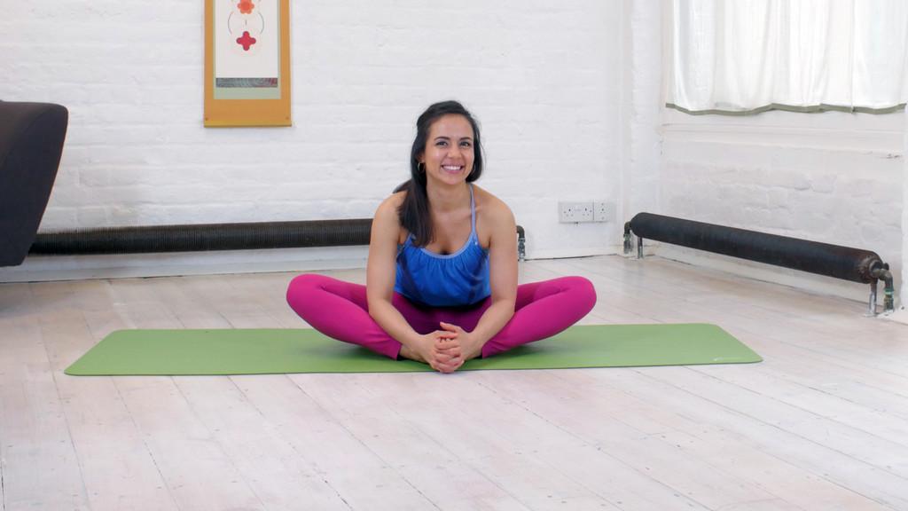 3 Steps to Yoga