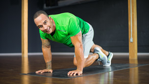 Thumbnail image for Bodyweight Cardio + Core #2