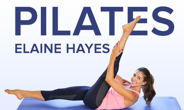 Pilates with Elaine Hayes