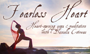 Heart Opening Yoga & Meditation