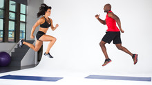Plyometric Workout 1