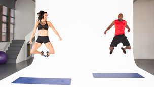 Thumbnail image for Plyometric Workout 2