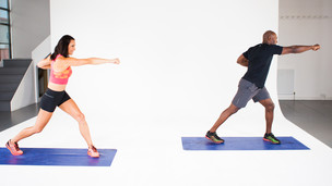 Thumbnail image for Cardio Workout 1
