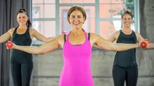 Cardio Walk + Upper Body Strength