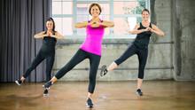 Cardio Walk + Lower Body Strength