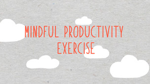 Productivity Exercise
