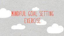 Goal Setting Exercise