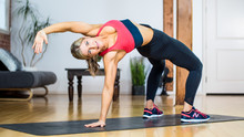 HIIT Bodyweight Strength