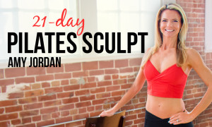 21-Day Pilates Sculpt