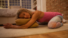 Stretches To Sleep Better