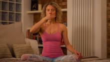 Breath Exercise For Sleep