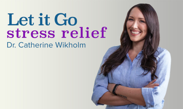 Let It Go: 21 Day Stress Relief