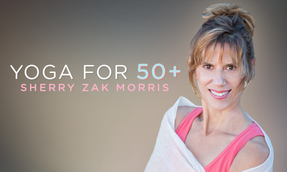 Seniors Program Yoga For 50 With Sherry Zak Morris Grokker